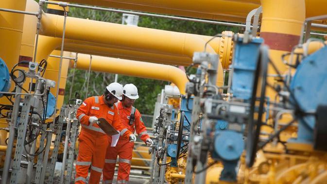 Anak Usaha Pertagas Manfaatkan LNG Jadi Pendingin Kapal