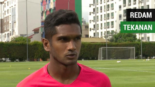 Berita video wawancara Kapten Timnas Singapura, Hariss Harun, jelang laga pertama Piala AFF 2018 Grup B melawan Timnas Indonesia pada Jumat (9/11/2018).