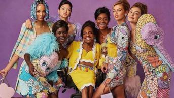 Model Difabel-Transgender Berkulit Hitam Catat Sejarah di New York Fashion Week 2021