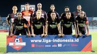 Skuat Persipura di Liga 1 2019. (Bola.com/Aditya Wany)