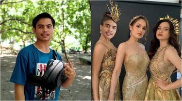 7 Editan Foto Pria Ingin Bersama Cinta Laura Ini Hasilnya Kocak