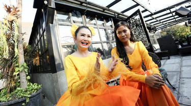 Harapan Migi Rihasalay di Fashion Show Tunggal Kedua