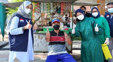 Pemkab Banyuwangi Intensifkan Vaksinasi ke Pelaku Usaha Ultra Mikro