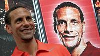 Rio Ferdinand (Roslan Rahman/AFP)