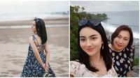 Potret Liburan Ersya Aurelia di Bali. (Sumber: Instagram.com/ersyaurel)