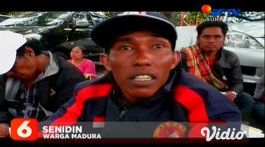 Ratusan warga terdampak kerusuhan di Wamena, tiba di Lanud Abdulrachman Saleh Malang, Jawa Timur, dengan menggunakan pesawat C-130 Hercules A-1336 ratusan warga selanjutnya akan diantar ke daerah asal.