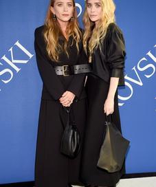 Mary-Kate and Ashley Olsen at 2018 CFDA Awards - Photo: popsugar