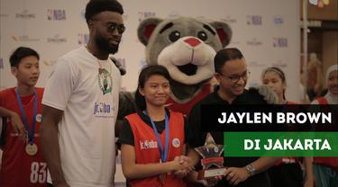 Berita video pemain Boston Celtics, Jalen Brown, bakal berpartisipasi dalam National Training Camp yang akan digelar pada 27-29 Juli 2018 nanti.