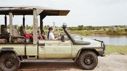 Keindahan alamnya masiih asli dan menjadi daya tarik tersendiri. Eksotisnya pemandangan alam Afrika bisa dijadikan alternatif bagi mereka yang ingin berlibur dengan suasana yang berbeda. (Foto: instagram.com/nikitawillyofficial94)