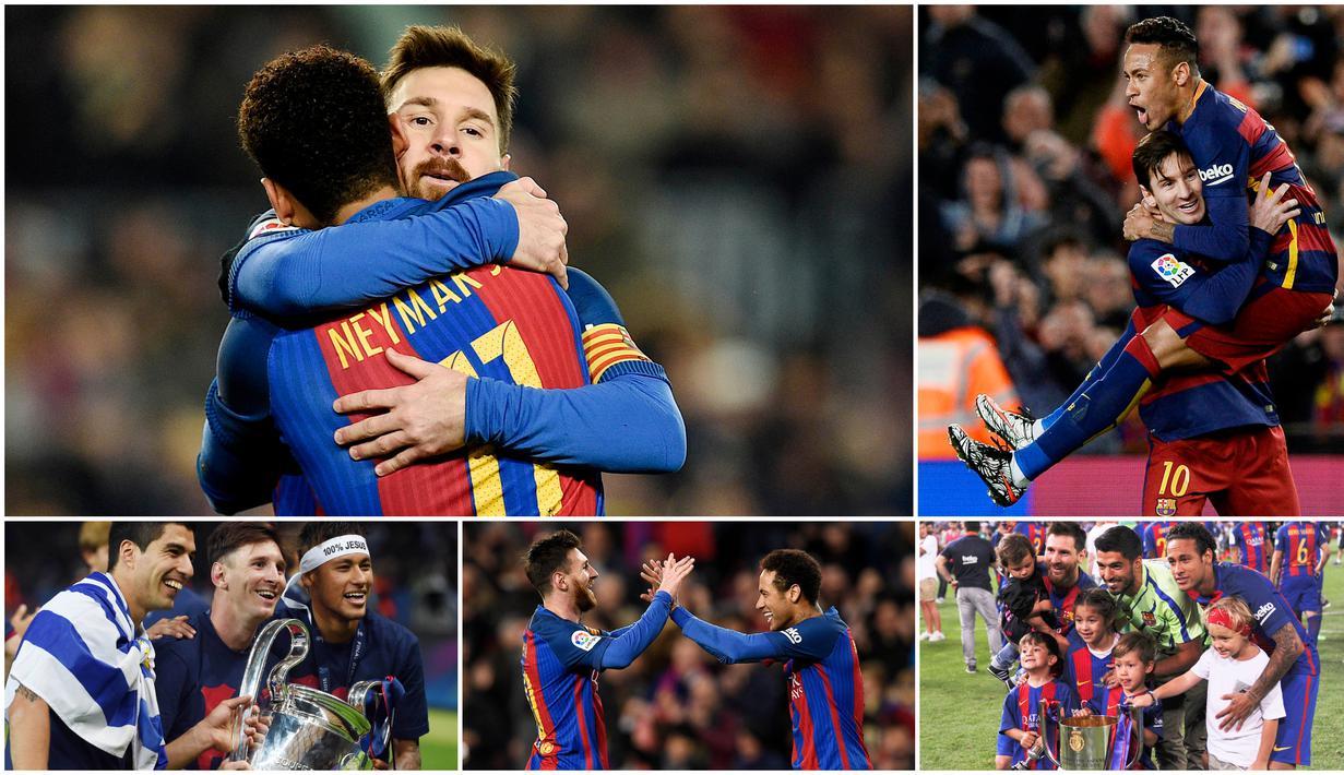 Undian 16 besar Liga Champions 2020/21 telah ditentukan, laga yang cukup menguras emosi akan tersaji pada laga PSG kontra Barcelona. Untuk pertama kalinya setelah nyaris empat tahun, mantan awak Trio MSN, Neymar dan Lionel Messi akan bertemu namun sebagai lawan.