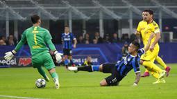Hasil Liga Champions: Melibas Borussia Dortmund, Inter Milan Beri Tekanan ke Barcelona