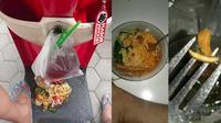 6 Momen Apes Makan Mi Ayam Ini Bikin Elus Dada (sumber: Instagram/asupanmemekocak 1cak)
