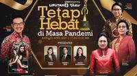Anugerah Perempuan Hebat Indonesia 2021.
