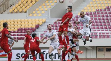 Kalah dari Bali United, Pelatih Persis Solo Akui Kelemahan Timnya
