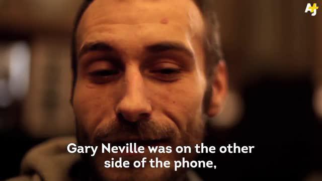 Ryan Giggs dan Gary Neville eks bintang Manchester United bantu menyediakan rumah singgah bagi para tuna wisma di kota Manchester, Inggris.