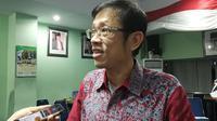Eddy Lim sebagai Ketua Umum Indonesia e-Sports Association (IeSPA), Eddy Lim, saat dikantor MUI di Jakarta, Selasa (26/3/2019). Liputan6.com/ Andina Librianty