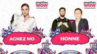 Agnez Mo Hingga HONNE Siapkan Kejutan Spesial di Smartfren WOW Virtual Concert Lho
