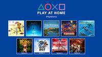 Sony gratiskan Horizon Zero Dawn dan 9 judul gim indie. (Doc: Sony PlayStation)