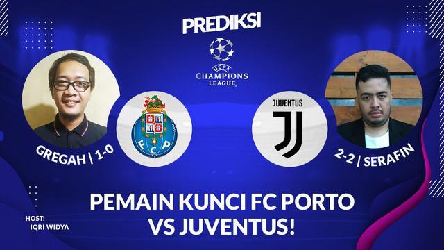 Berita Video Prediksi Liga Champions, Selain Cristiano Ronaldo, Juventus Andalkan Weston Mckennie Hadapi FC Porto