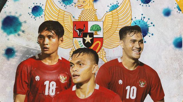 Cerita Bola - Geliat Timnas Indonesia di Tengah Pandemi (Bola.com/Adreanus Titus)