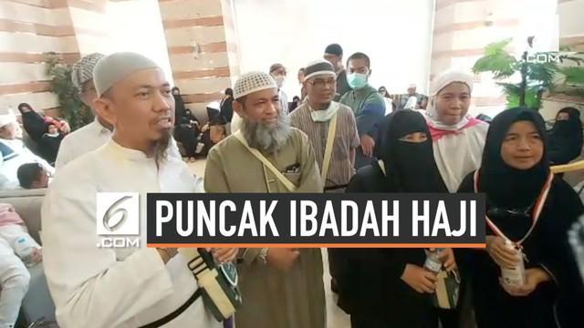 Menjelang puncan Ibadah haji sebagian jemaah haji Indonesia menjalankan ibadah sunnah tarwiyah. Ibadah ini tidak difasilitasi oleh pemerintah jemaah secara mandiri menyiapkan sendiri konsumsi dan akomodasinya.