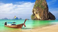 Ilustrasi Pantai Thailand (iStock)