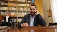 Wali kota transgender pertama di Italia, Gianmarco Negri (AP Photo)