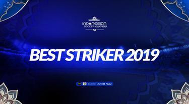 Berita video mengenai Best Striker pada Indonesian Soccer Awards 2019, siapa yang terpilih? Saksikan video berikut ini
