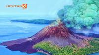 Banner Infografis Tsunami Senyap di Selat Sunda. (Liputan6.com/Abdillah)