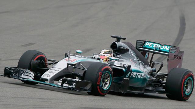 Rajai Gp Amerika Serikat Hamilton Juara Dunia Formula 1 Bola Liputan6 Com