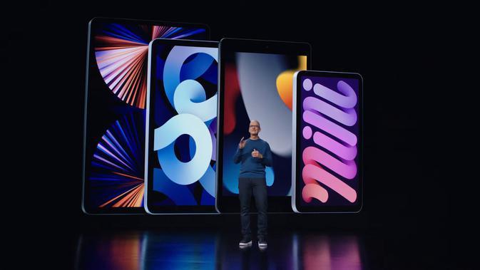 Apple Resmi Umumkan iPad 9 dan iPad Mini