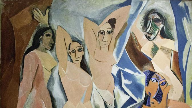 Demoiselles d'Avignon (creative common)