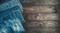 Intip produk jeans unik dari Brand Alice Olivia. (Foto: Istockphoto)