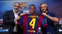 Ivan Rakitic (@FCBarcelona)