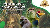 Peringatan 100 tahun Taman Nasional Tangkoko, bakal menarik perhatian banyak pihak. Pemkab Bitung bakal resmikan Monumen untuk mengenang Alfred Russel Wallace.