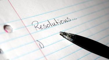 6 Resolusi Tahun Baru Paling Populer dan Cara Mewujudkannya
