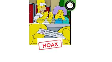 Cek Fakta Simpson