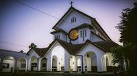 Gereja Santo Antonius Muntilan, Magelang yang memiliki sejarah panjang misionaris di Indonesia. (foto: Liputan6.com/dok.paroki st antonius/edhie prayitno ige)
