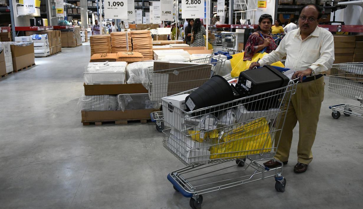 IKEA Buka Toko Pertama di India AP 7