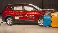 KIA Seltos berhasil mendapatkan nilai sempurna setelah menjalani tes kecelakaan yang dilakukan ANCAP. (Motorbeam)