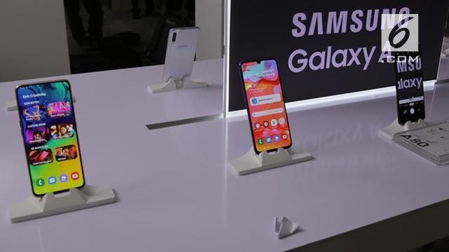 Dilepas Mulai 29 Mei Berapa Harga Samsung Galaxy A80 Tekno