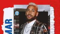 PSG - Gaya Hidup Neymar (Bola.com/Adreanus Titus)