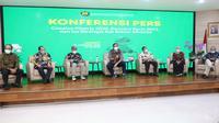 Direktorat Jenderal Mineral dan Batubara mengadakan Konferensi Pers untuk memberikan informasi kepada rekan-rekan jurnalis/media terkait sub sektor Minerba.