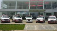 Handover Ceremony CSR Wuling Motors-Rumah Zakat (Khema/Liputan6.com)