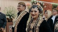Flashmob Zumba di Hari Pernikahan (Sumber: Instagram/wulan711)