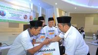 Baznas pilih Kota Tangerang sebagai kota ekonomi berbasis syariah. (Liputan6.com/Pramita Tristiawati)