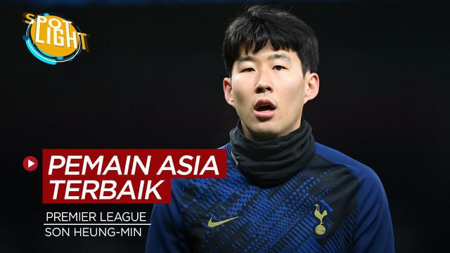 Berita video spotlight kali ini membahas tentang pemain Asia yang bersinar di Premier League, Salah Satunya Ada Son Heung-Min.