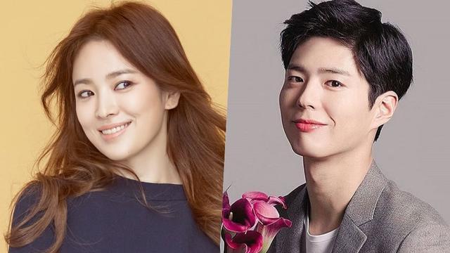 [Bintang] Song Hye Kyo - Park Bo Gum