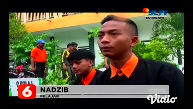 Pelajar SMK PGRI 1 di Pasuruan, Jawa Timur, membuat minuman anti virus corona dengan memanfaatkan empon-empon atau rempah-rempah sebagai bahan dasar infeksi virus dan minuman tersebut dijual dengan harga murah untuk minuman 1 botol dijual Rp. 2000.