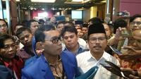 Pasangan JR Saragih-Ance Selian tidak lolos di Pilkada Sumut 2018 (Liputan6.com/ Reza Efendi)